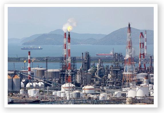 エネルギー管理指定工場(イメージ)