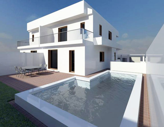 Construimos su vivienda por 64.900 €