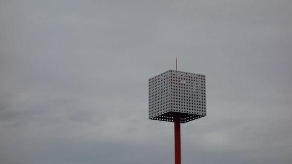 イサムノグチ 作 らしい塔