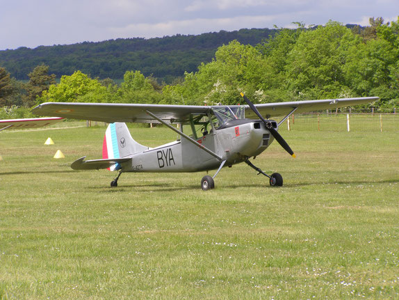 Cessna L-19E Bird Dog - F-AZTA