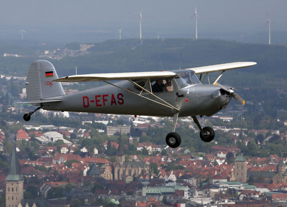 Cessna C140 - D-EFAS