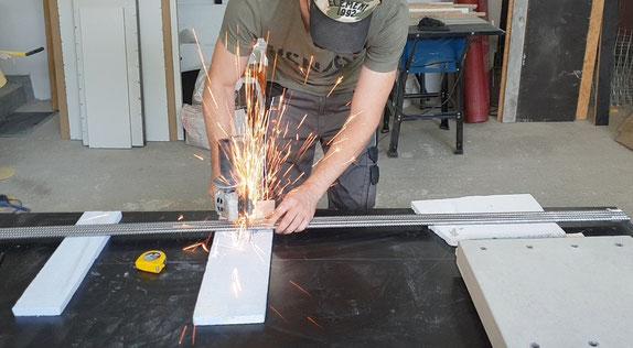 Holzlege selber machen DIY