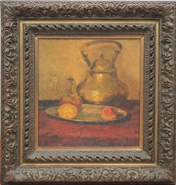 te_koop_aangeboden_een_stilleven_schilderij_van_de_haagse_school_kunstschilder_louis_stutterheim_1873-1943