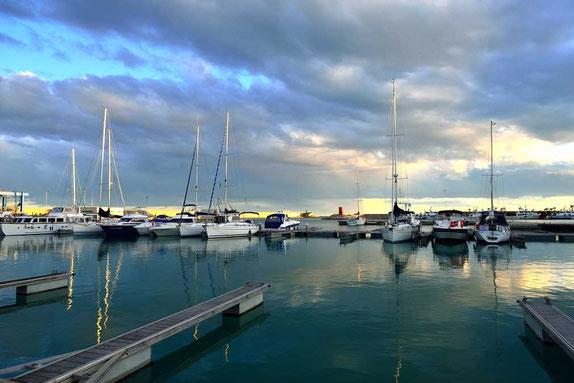 Benicarlo; Hafen; Boote