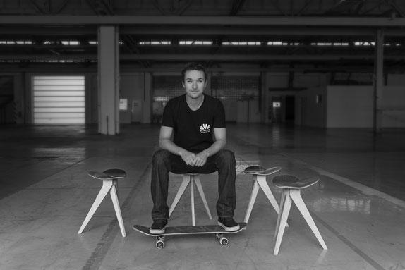 Florian Bürkle - Gründer und Produktdesigner