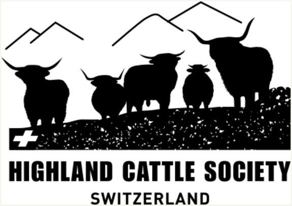 Wir sind Mitglied der Highland Cattle Society Switzerland