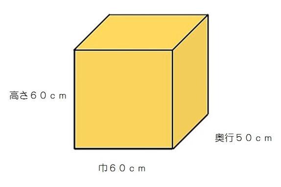 170サイズの箱