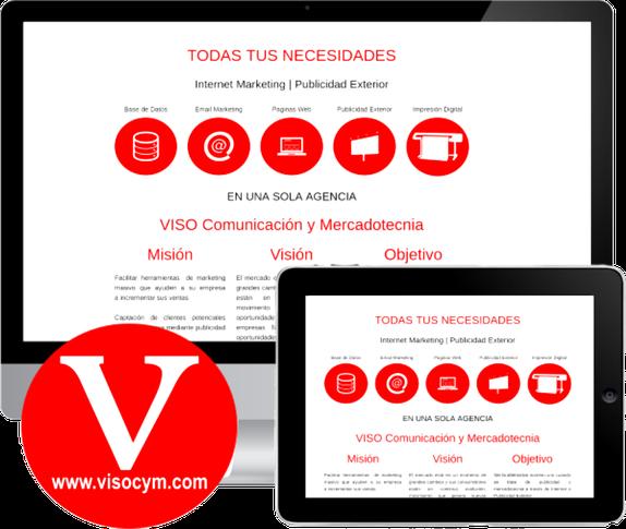 Diseño Web de Pagina Corporativa y Tienda Online