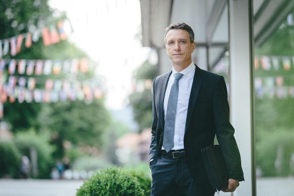 EKS-Strategieberater für Hotels im Allgäu und Vorarlberg Hubert Lingg