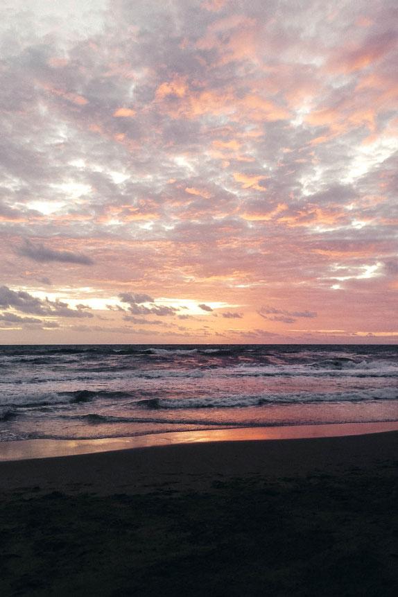 travelblog pho kok island vietnam sunset sea