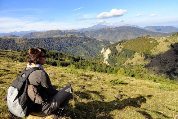 Pic de l'Ourtiset - Randonnée Pyrénées Audoises