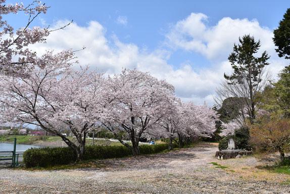 加佐登神社:里山公園