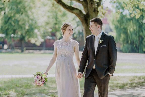 Hochzeitsfotograf im Standesamt Perleberg