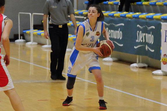 Arianna Sisto in azione - Guido Fissolo ph.