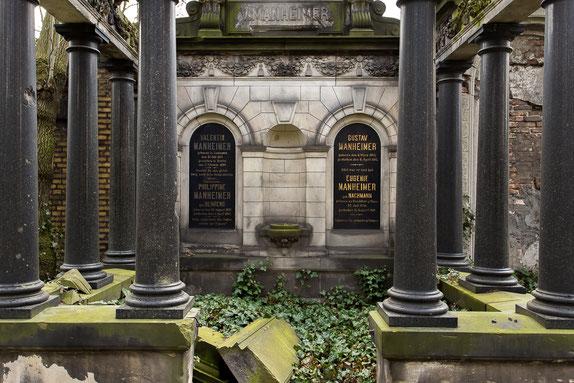 Berlin Jüdischer Friedhof Schönhauser Allee