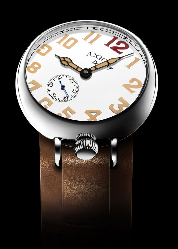 AXIOM SPA 3 CIGOGNES Automatic Watch Montre Automatique AXIOM France GUYNEMER