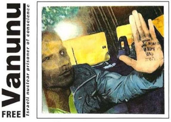 Mordechai Vanunu afslører Mossads kidnapning af ham