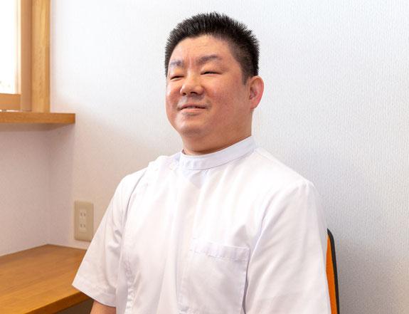 大根治療院 院長 松尾祐介 プロフィール