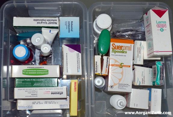 Lleva las medicinas caducadas al PUNTO SIGRE - AorganiZarte