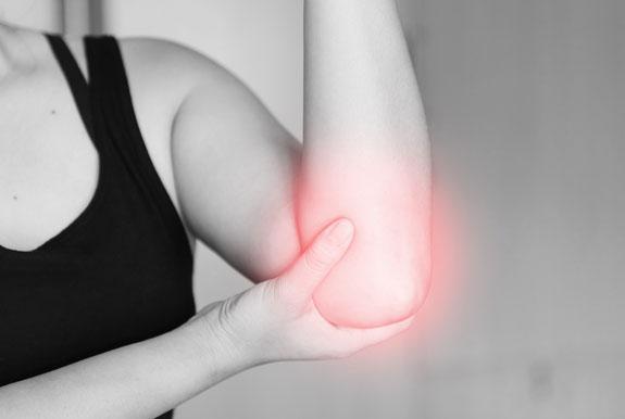 Bei starken Schmerzen solltest du unbedingt pausieren.