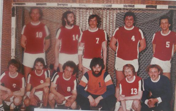 Meister Saison 1979