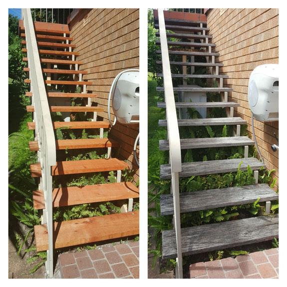 Clip n Clean Stairs