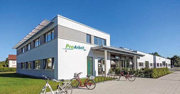 Pro Arbeit e. V.: Haus der Ausbildung in Rheda-Wiedenbrück