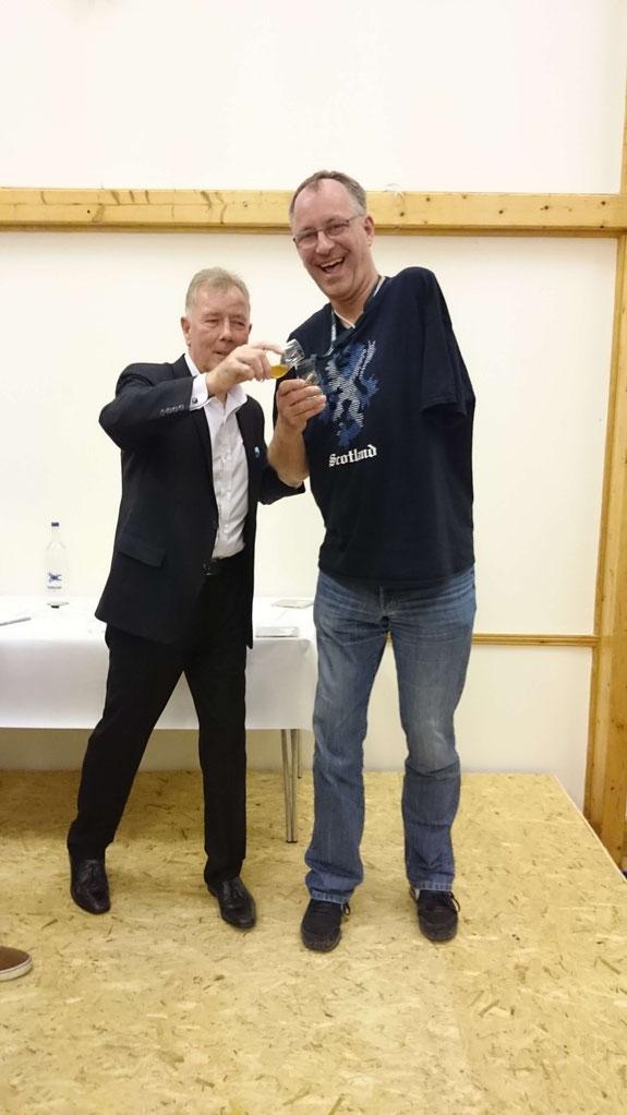 Jim Mc Ewan und ich