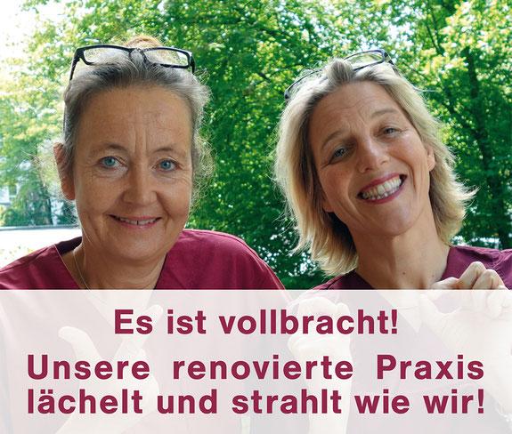 Azubis gesucht - Zahnärztinnen Claudia Lorenz-Schütze & Susanne Rautenberg in Hamburg-Eimsbüttel