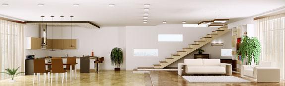 Planung wirkungsvoller akustischer Maßnahmen bei hellhörigen Wohnräumen