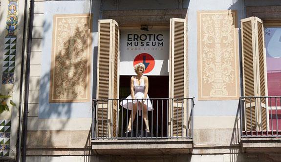 Музей Эротики в Барселоне. Лучшие музеи Барселоны
