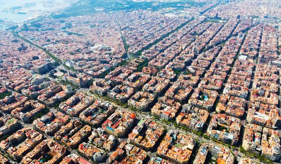 Самый узкий дом в Барселоне
