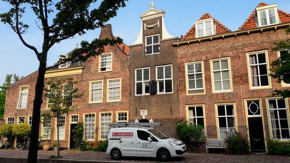 Glaszetter en glashandel ook voor plaatsen dun monumentenglas bij rijksmonumenten en gemeentelijke monumenten Leiden