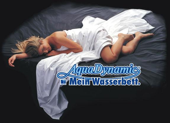 Aqua Dynamic-Wasserbett im Wert von Fr. 2'030.-