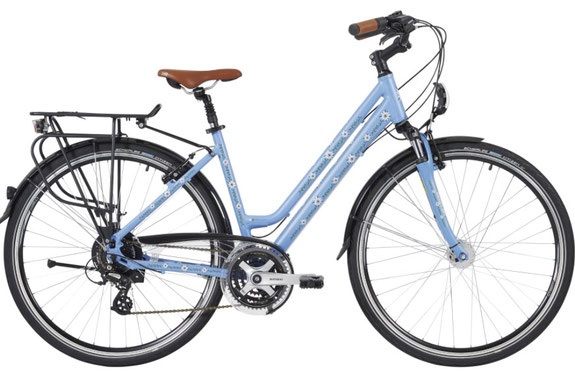 City/Trekkingbike Edelweiss im Wert von Fr. 469.-