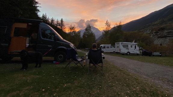 Camping Les Balmasses in Lanslebourg Mont-Cenis