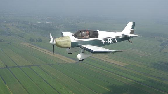 Jodel DR.1050M Sicile Record - PH-MGA