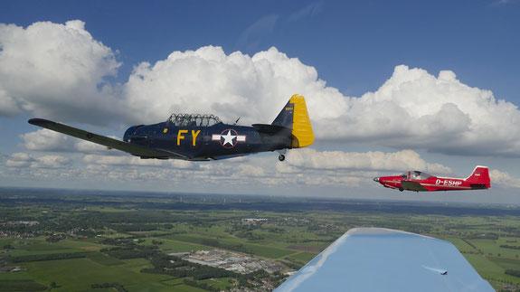 Avimilano Super Falco F.8L - D-ESHP