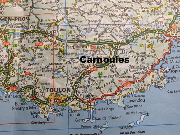 Das haus carnouless webseite for Garage danielle casanova