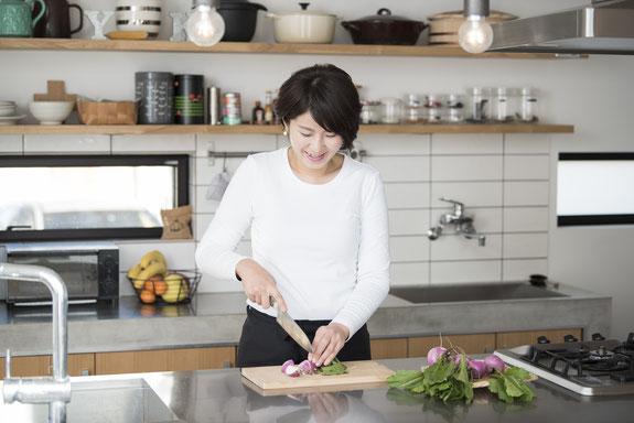 料理家/トータル・フードディレクター 菊地裕子