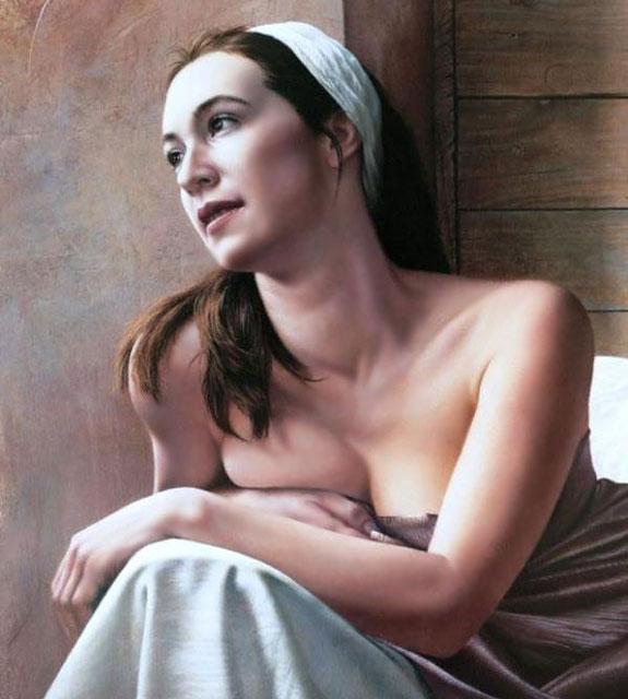 профессиональный женский портрет