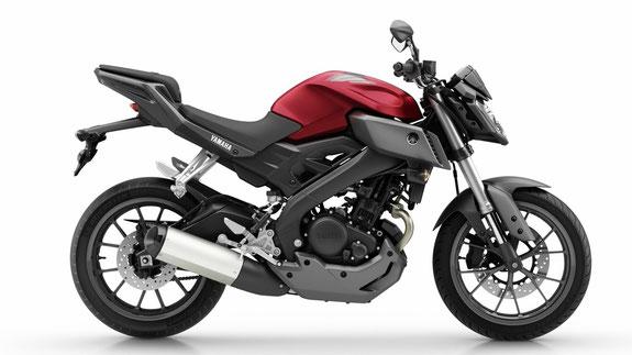 2014 Yamaha MT-125