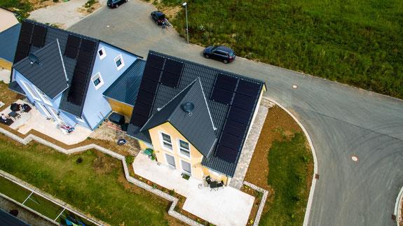 Photovoltaik Solar Angebot in Günthersbühl Vogelhof und Lauf an der Pegnitz