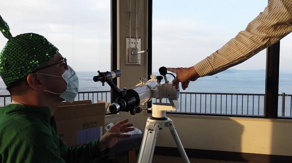 大分宇宙港|大分県と宇宙をつなぐYouTube動画|はじめての望遠鏡 組み立て編