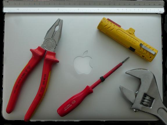 Modernes Werkzeug