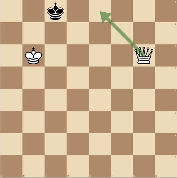 チェス 一手詰 練馬チェス教室 クイーン チェックメイト