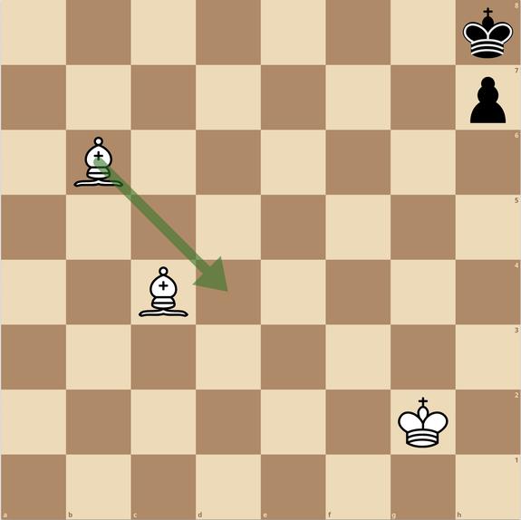 チェス 一手詰 練馬チェス教室 ダブルビショップ