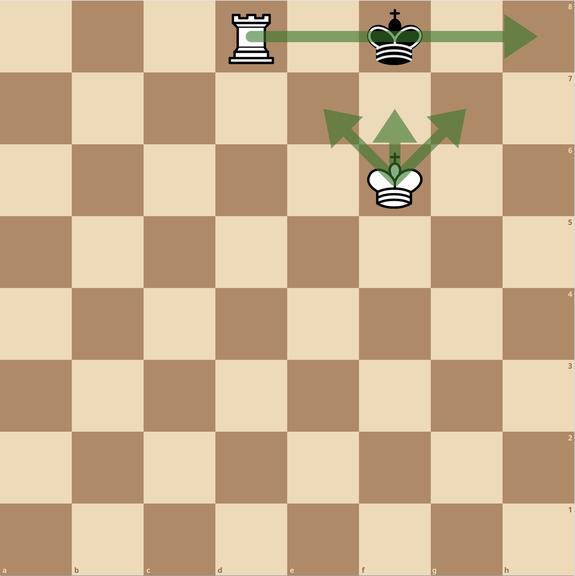 チェス 一手詰 練馬チェス教室 ルーク