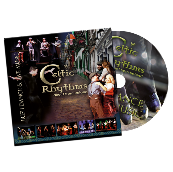 CELTIC RHYTHMS of Ireland CD