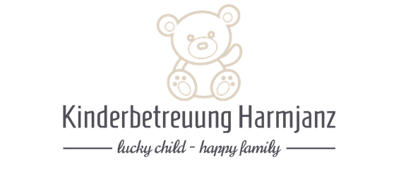 Kinderbetreuung Harmjanz. Lucky child - happy family.